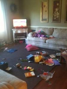 homeschool day blog