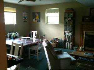 homeschool room blog