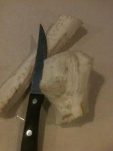 horseradish one