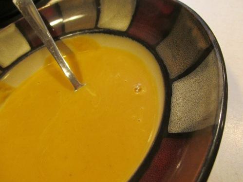 Jeremy's Pumpkin Soup