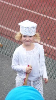 kb in kindergarten halloween parade