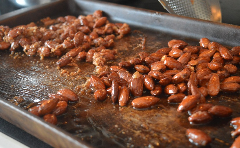 Maple Almonds-Recipe